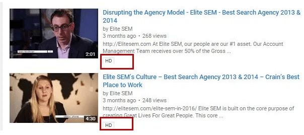 Video Quality حودة الفيديو علي يوتيوب